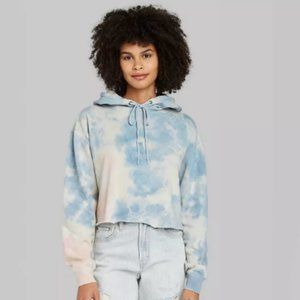 Wild Fable Women's Cropped Hoodie